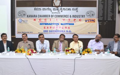 Interactive Meeting with Exporters on prevailing issues