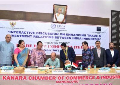 Interactive discussion on enhancing trade and investment relations between India & Indonesia