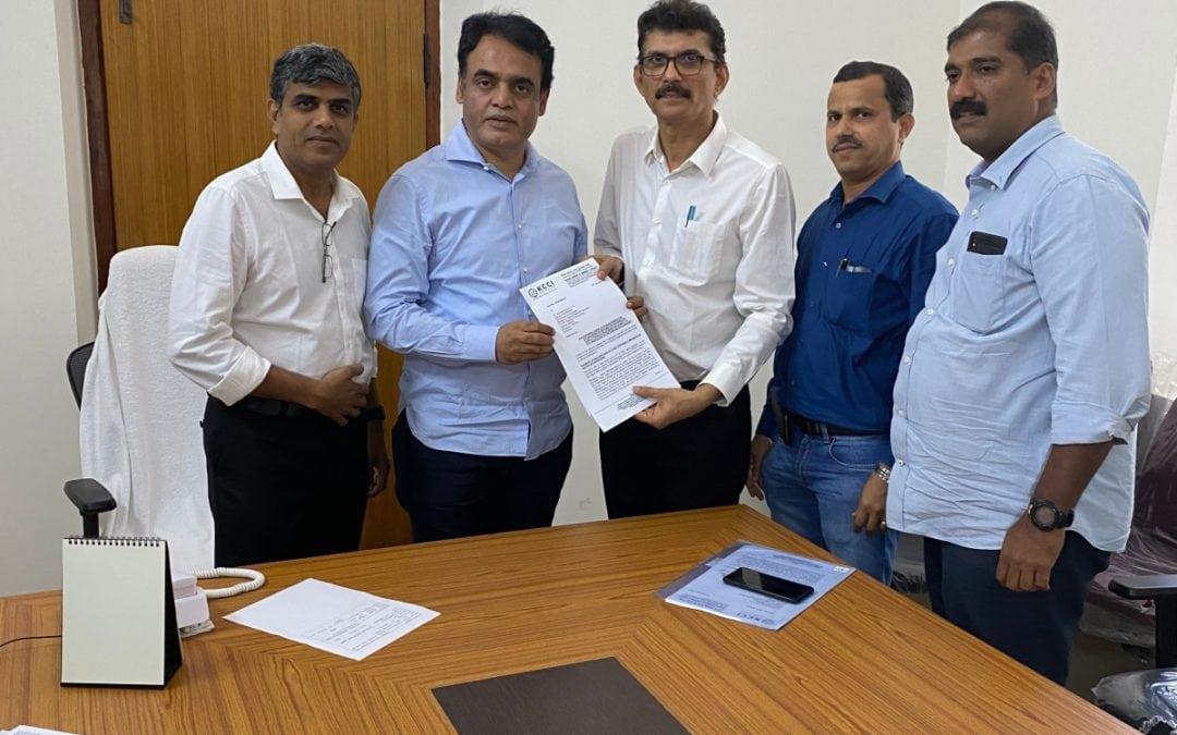 Establishing IT Park in Mangalore