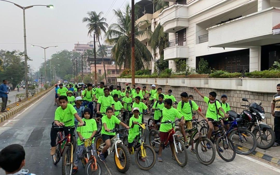 Ride for Traffic Awareness