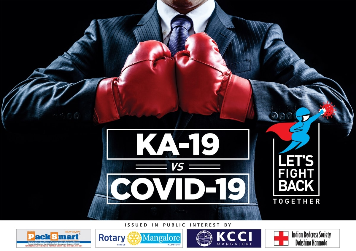 "KCCI unveils ""Let's Fight Back Together"" campaigns for Covid-19 Awareness"