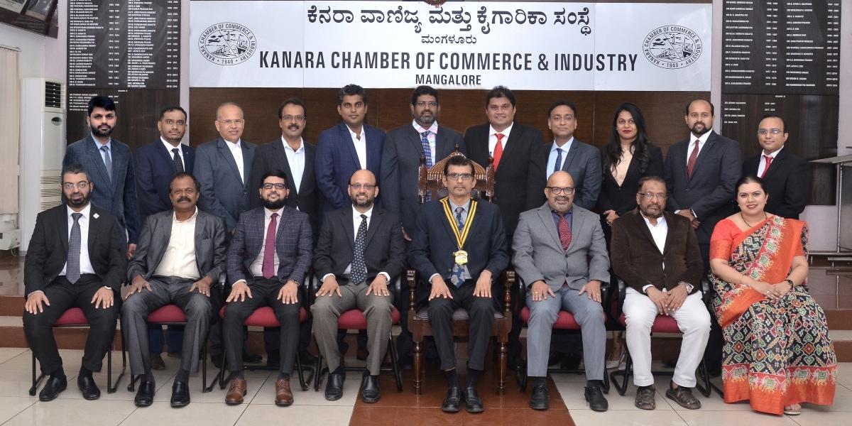 KCCI Board Members 2020-21