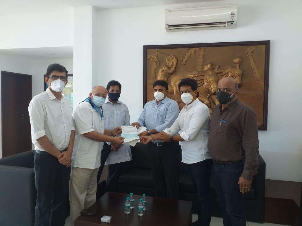 COVID19 Relief - Contribution towards the installation of Oxygen Generation plant at Lady Goshen Hospital, Mangaluru