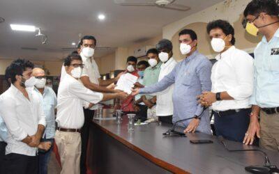 COVID19 Relief – Contribution towards the installation of Oxygen Generation plant at Lady Goshen Hospital, Mangaluru