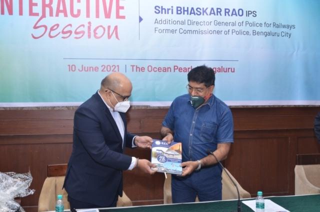 Interactive Session with Shri Bhaskar Rao, IPS